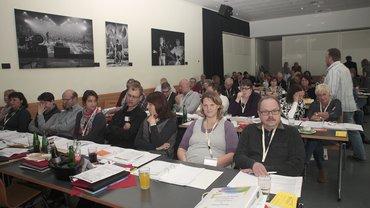 Bezirkskonferenz 2014