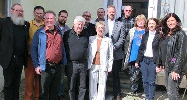 Vorstand des Ortsverein Ahlen/Beckum