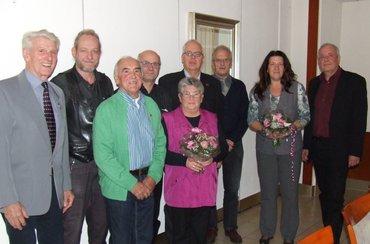 Jubilarehrung 2015 des Ortsverein Gronau/Ahaus