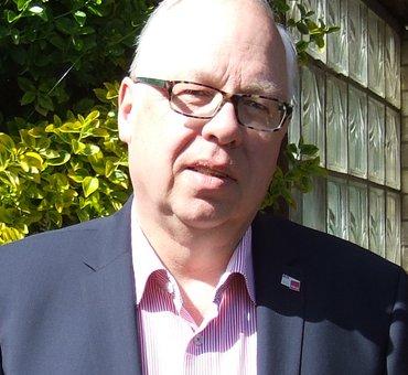 Seniorensprecher Ulrich Engelmann