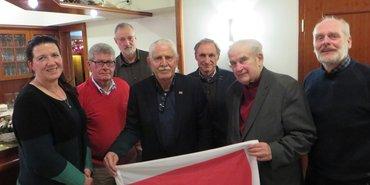 Jubilarehrung 2016 des Ortsverein Gronau/Ahaus am 25.11.2016