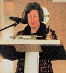 Wendela-Beate Vilhjalmsson, Bürgermeisterin der Stadt Münster