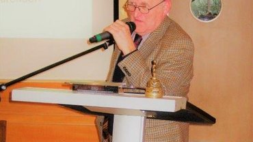 Rudolf Greving, Vorsitzender ver.di Seniorengruppe Münster- Warendorf
