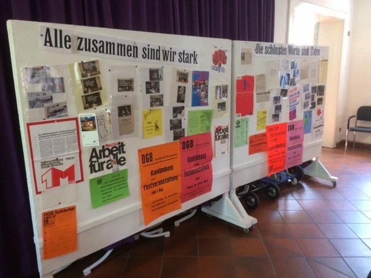 Tag der Arbeit 2017: Maikundgebungen der Region: Münster