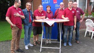 Sommerfest 2017 des Ortsverein Steinfurt am 13.08.2017