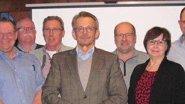 Vorstand des Ortsverein Steinfurt