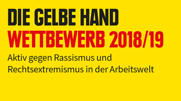 Die Gelbe Hand 2018/2019