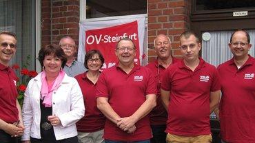 Sommerfest 2016 des Ortsverein Steinfurt