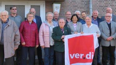 Jubilarehrung 2018 des Ortsverein Borken-Bocholt