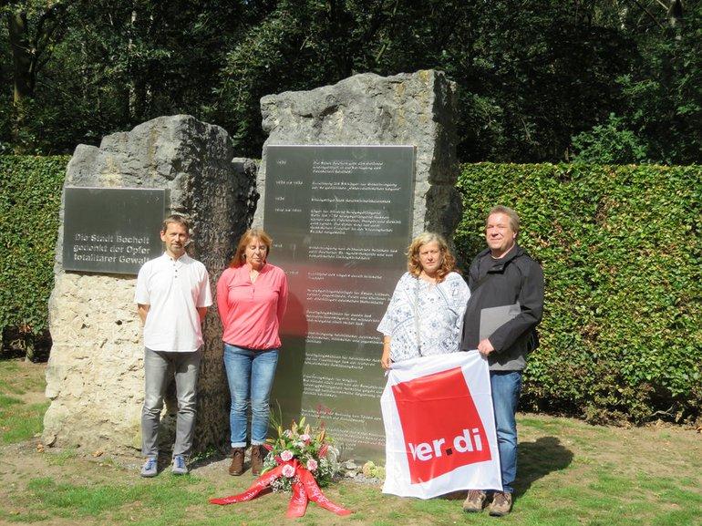Gedenkveranstaltung am Antikriegstag