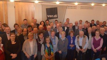 Jubilarehrung 2019 am 20.10.2019 in Sendenhorst