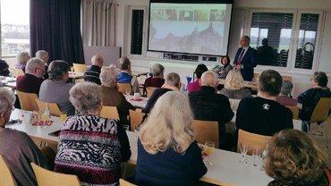 Vortrag über die Arbeit des Landschaftsverbandes Westfalen - Lippe