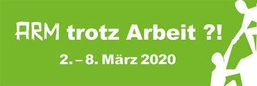 Arm trotz Arbeit - Das Motto der Woche der Armut in Bocholt 2020