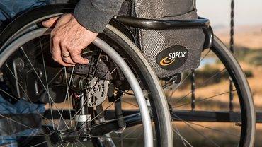 Schwerbehinderte