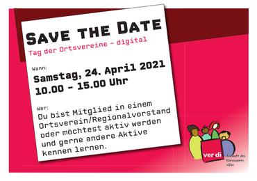 Einladung zum Tag der Ortsvereine in NRW am 24.04.2021