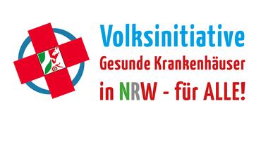 Volksinitiative Gesunde Krankenhäuser in NRW - für ALLE!