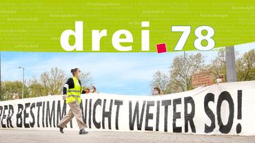 drei.78 (September 2021): Magazin des Fachbereichs Gesundheit, Soziale Dienste, Wohlfahrt und Kirchen